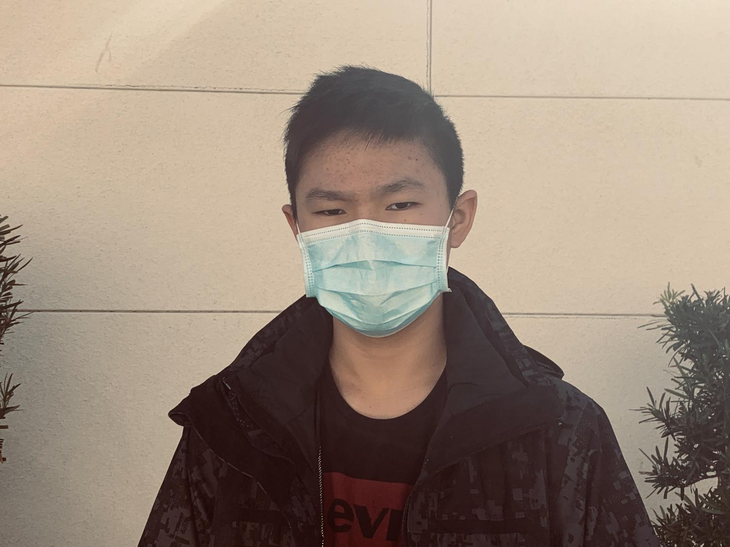 Many students, under one demograhic, have begun to wear masks in order to prevent the onset of the Coronavirus. However, it's become a reason for misunderstandings  and racism among Asian-American students.