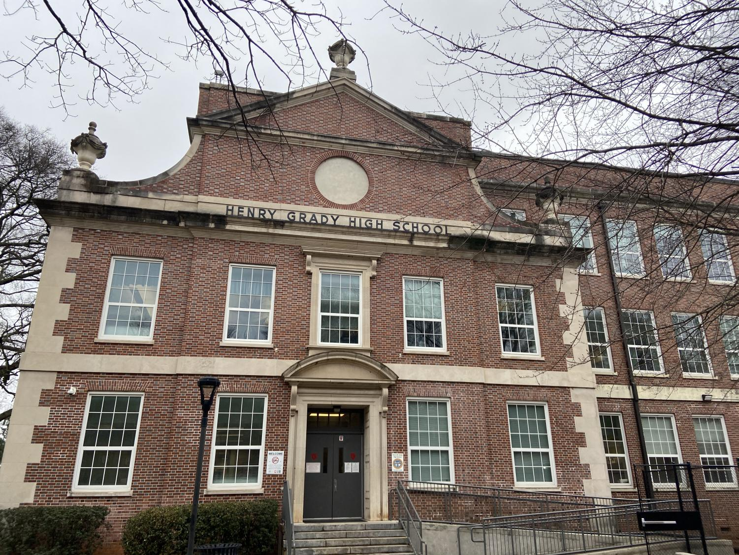 Ongoing renovations to Henry W. Grady High School has prompted a debate over the name.