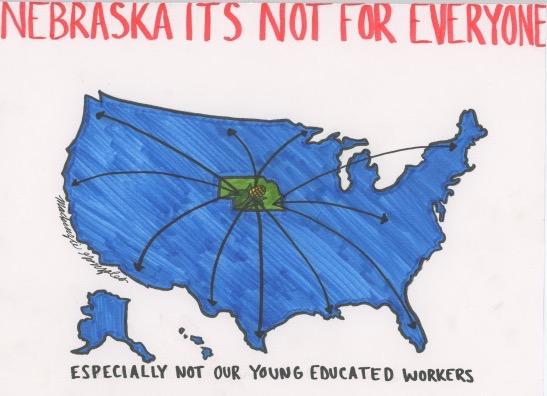 Nebraska is losing its minds