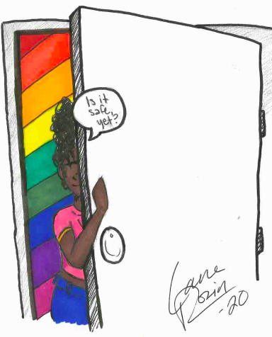 Coming out: an inside look at what it's like to be in/out of the closet