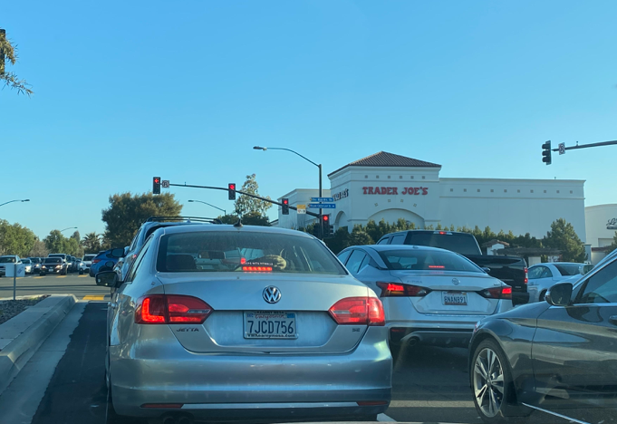 Traffic troubles tenants
