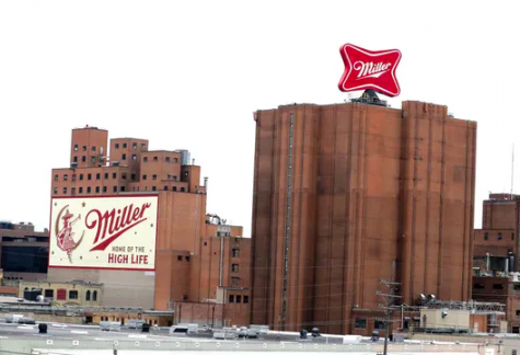 The site of yesterday's tragedy, Molson Coors is a 20-building business complex.