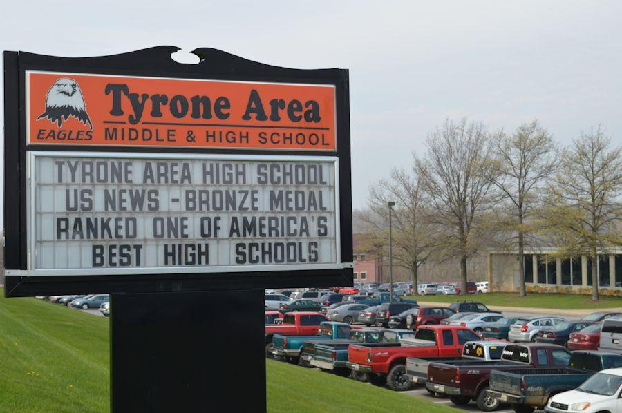 Tyrone+Area+High+School+has+been+on+the+US+News+List+of+America%27s+Best+High+Schools