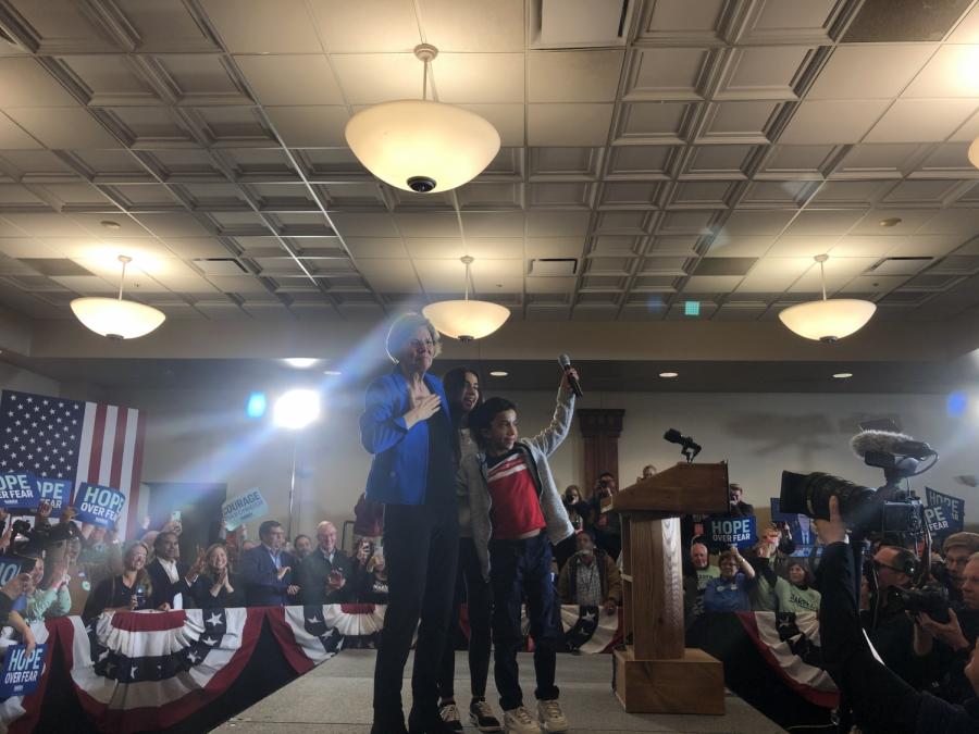 Despite Uncertain Caucus Results, Elizabeth Warren Still Hopeful