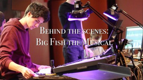 Behind the Scenes: Big Fish the Musical