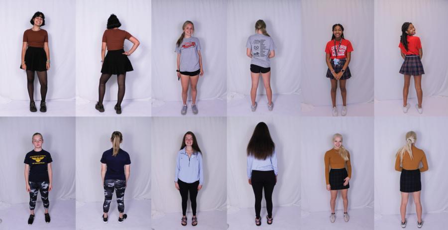 OPINION: Dress code survey lacks clarity, perpetuates inequality
