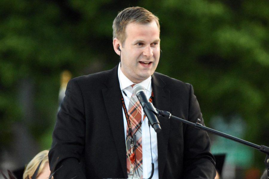 Principal of five years resigns