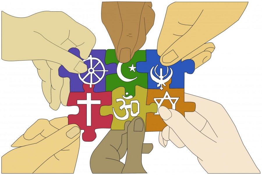 Religious discussions present problems