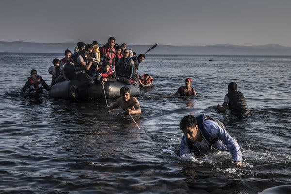 Should Refugees Still Be Accepted Into European Countries?