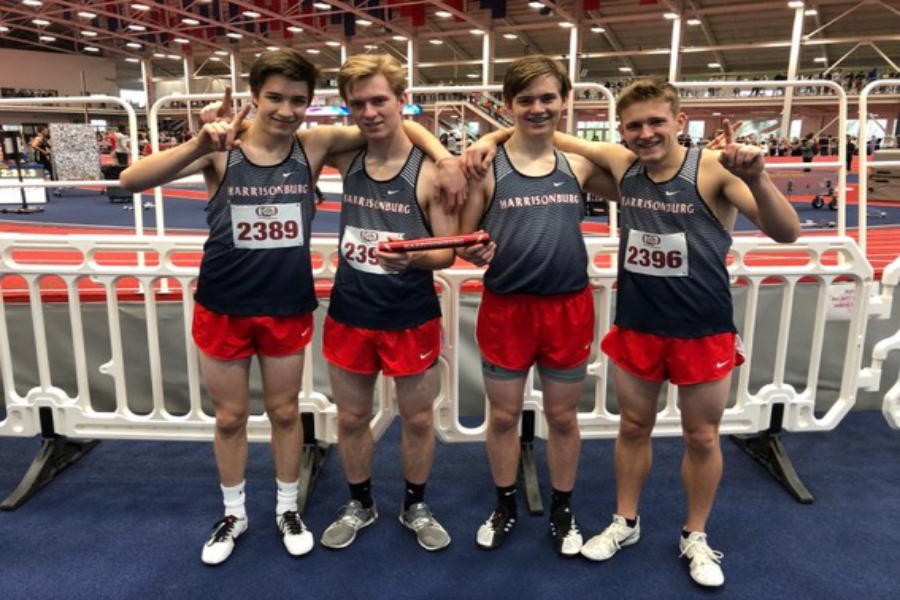 Boys 4×800 team reacts to cancellation of New Balance Nationals