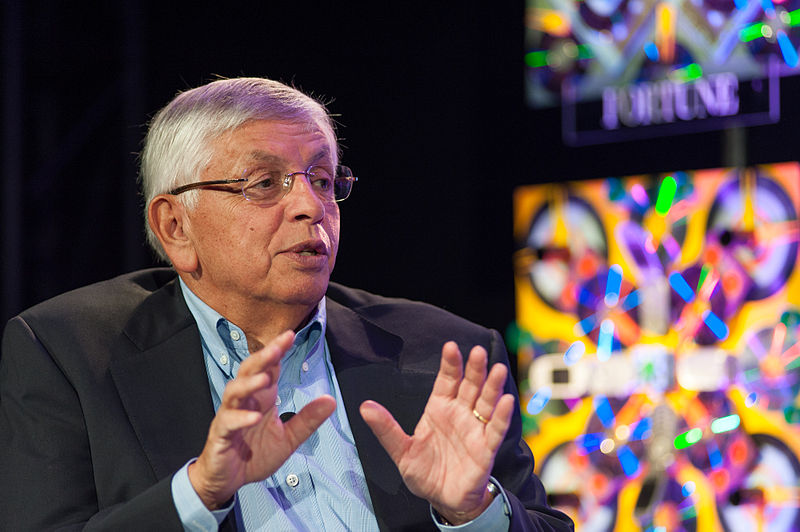 Peril to prosperity: How David Stern's NBA transformed athletics forever
