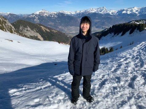 COVID-19 lockdown shortens junior's stay in France
