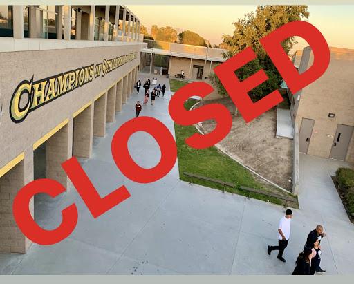BREAKING NEWS: SAUSD Schools Close due to Coronavirus Outbreak