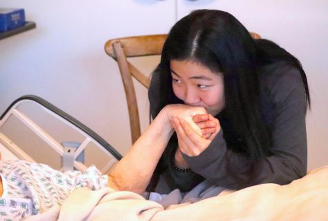 Emily Kim works against hospice stigma