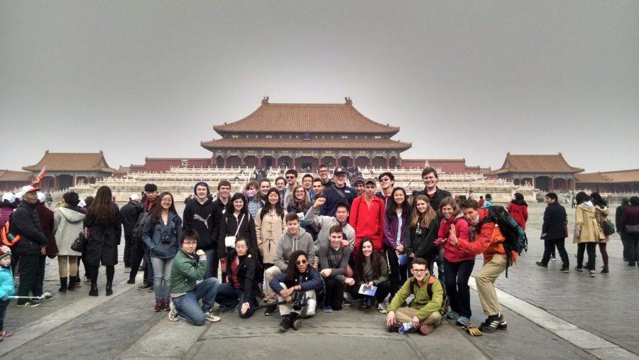 China trip cancelled amid Coronavirus concerns