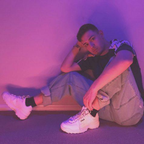 Jake Germain as he appears in an early 2019 press photoshoot.
