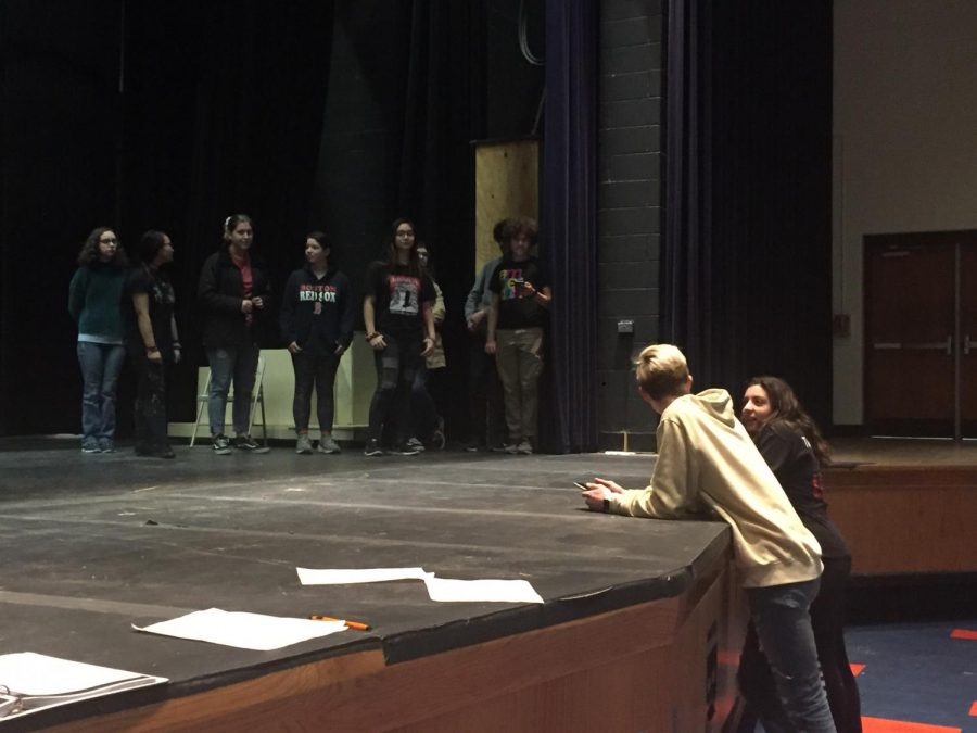 """DHS Productions' """"Newsies"""" illustrates issues society currently faces"""