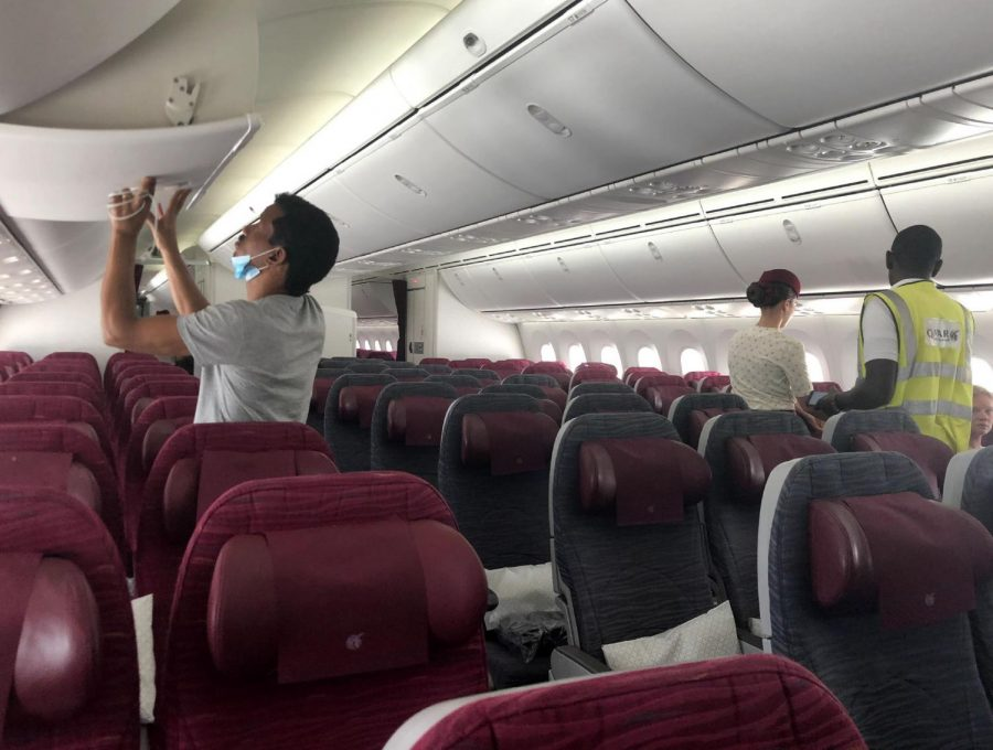 Flying 7,000 miles home to Uganda and some lessons learned from Ebola