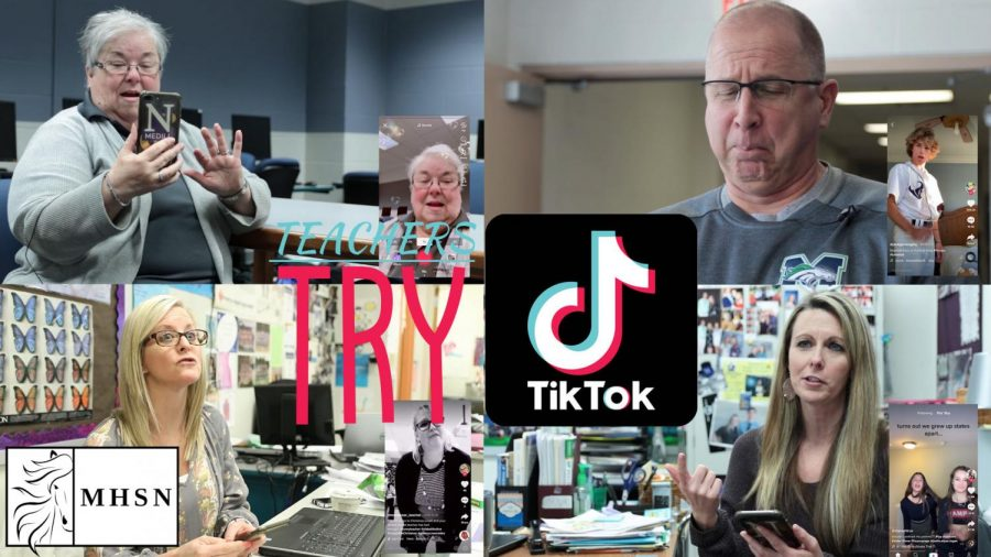 MHSNews | Teachers Try TikTok