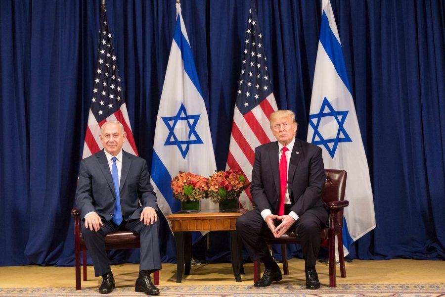 Trump, Netanyahu propose Israel-Palestine peace plan