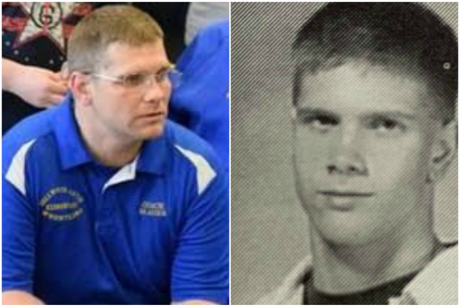 Charges lead to wrestling coach's dismissal