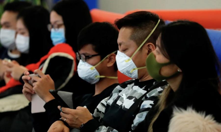 Coronavirus outbreak causes 'panic' among public