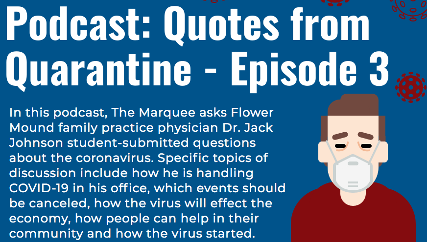 Podcast: Quotes from Quarantine – Episode 3