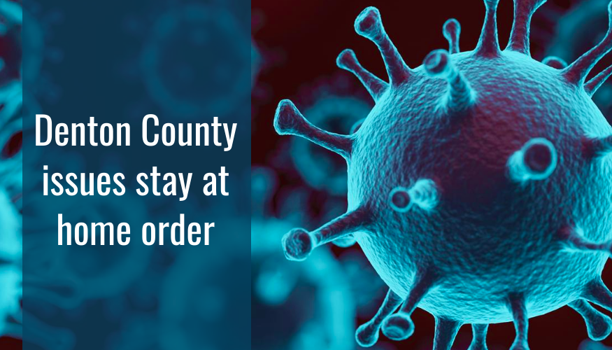 Denton+County+Judge+Andy+Eads+issued+a+stay+at+home+order+for+the+county+in+response+to+the+COVID-19+pandemic.+Photo+courtesy+of+the+U.S.+Food+and+Drug+Administration.