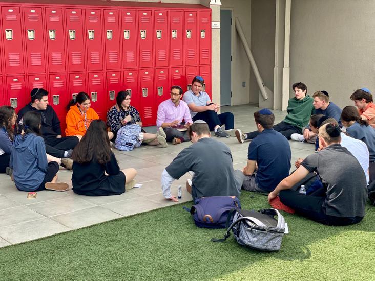 God, fragility and coronavirus: senior Tanach class seeks religious meaning of quarantine