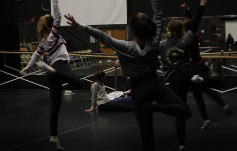 Students become the choreographer in YDC