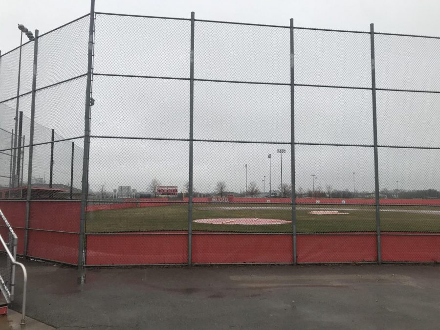 Athletes work around postponed seasons