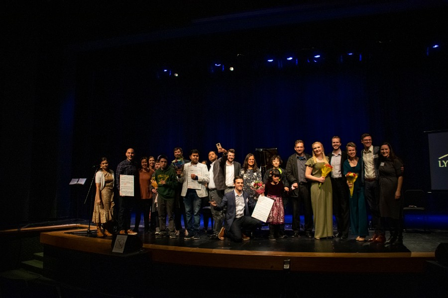 Lynx Project performs Autism Advocacy concert at SHS