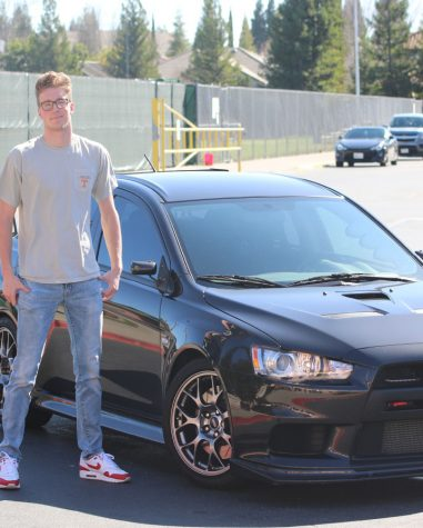 Senior Jack Gillespie shares his passion for motor sports and the sense of community it brings.