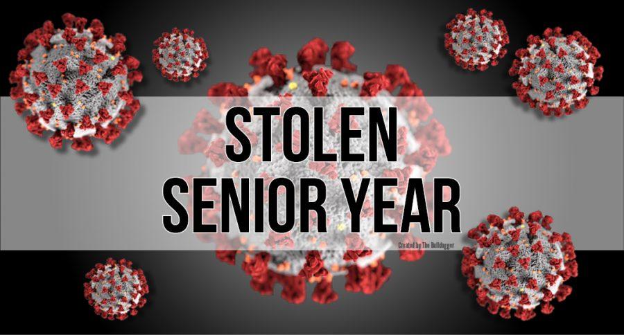 Stolen senior year