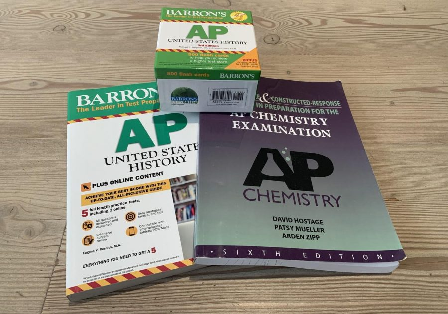 AP test adjustments strike range of feelings