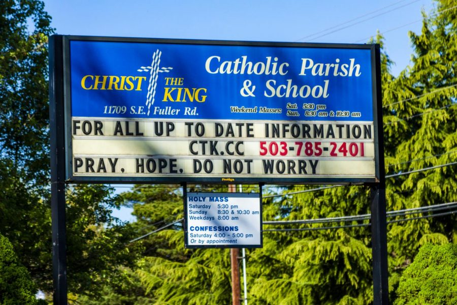 Despite Being Absent From Church, Catholics Learn to Cope With the Effects of the Coronavirus