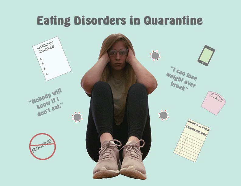 Reflection: Managing quarantine with an eating disorder