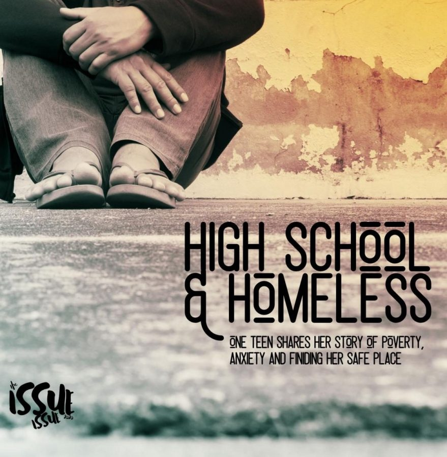 High school & homeless: one teen shares her story with poverty, anxiety and finding herself