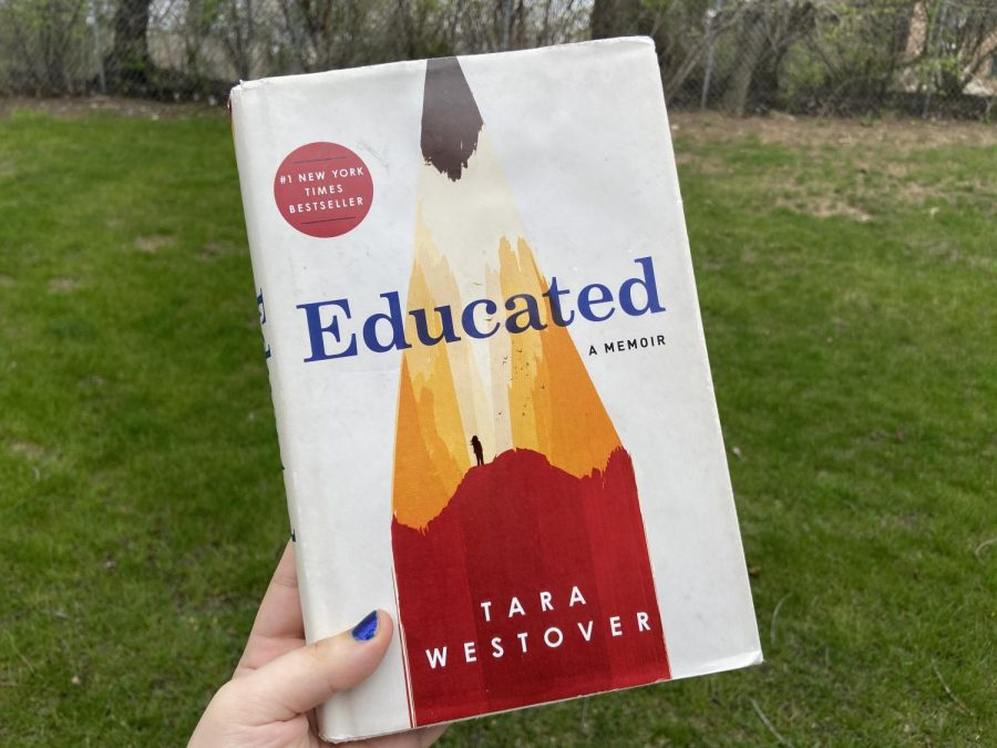Tara+Westover%27s+memoir+%22Educated%22+offers+a+new+perspective+on+what+it+truly+means+to+be+educated.+