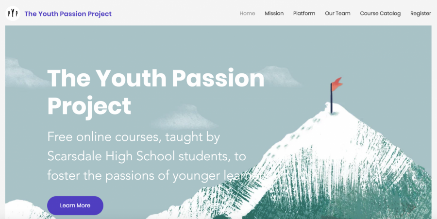 The Youth Passion Project – Fostering the Passions of Younger Learners During the Pandemic