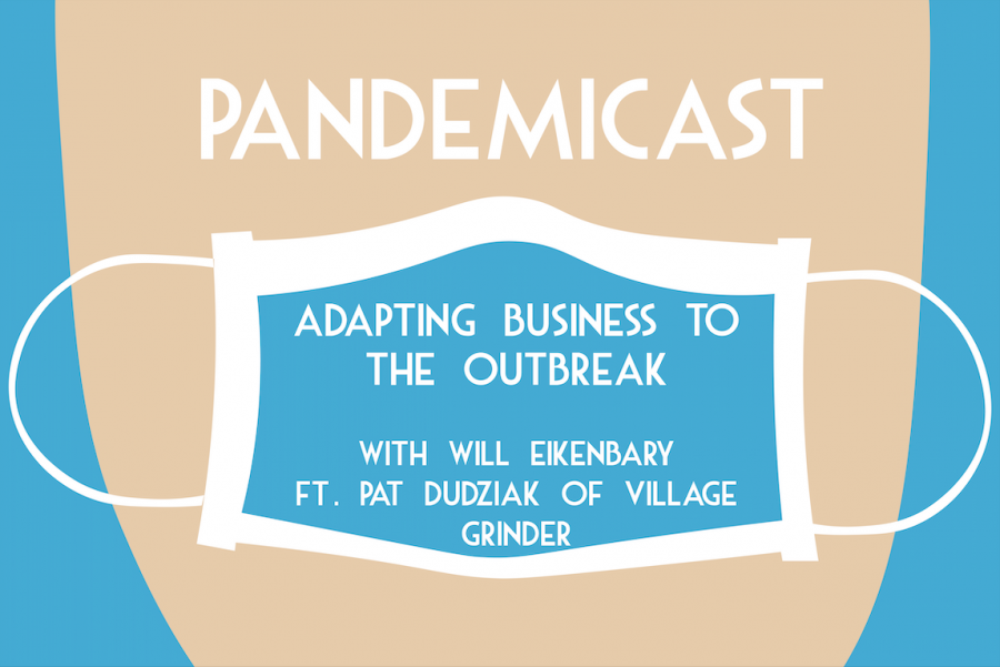 Pandemicast: Adapting Business to the Outbreak