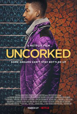 """Uncorked"" follows a young man, Elijah, as he tries to follow his own dreams as a master sommelier."