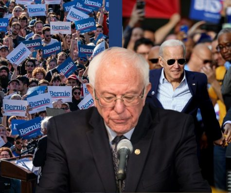 Senator Bernie Sanders was the front-runner for the Democratic nominee for president. Almost overnight, his campaign collapsed.
