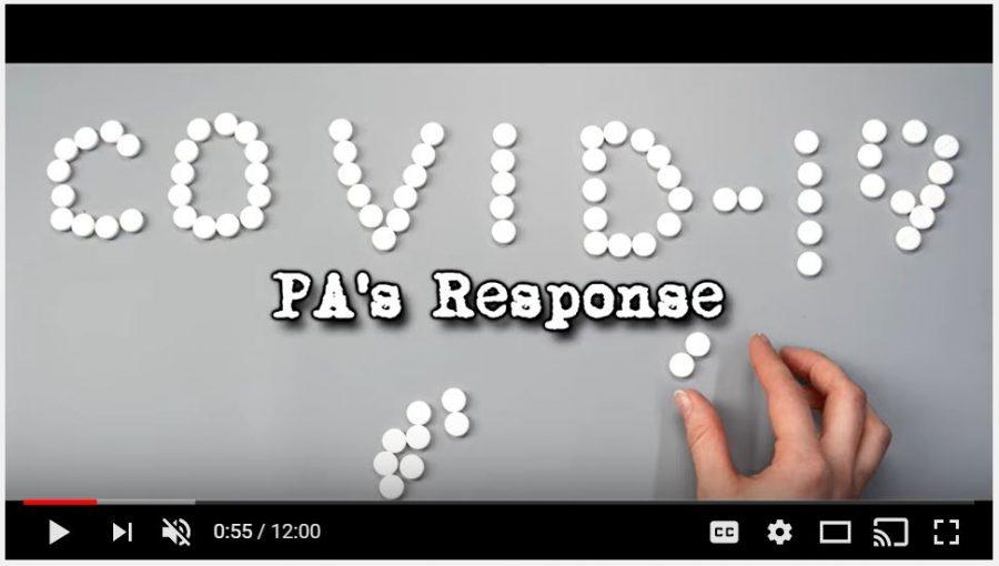 Video Feature: Covid 19 – Pennsylvania's Response
