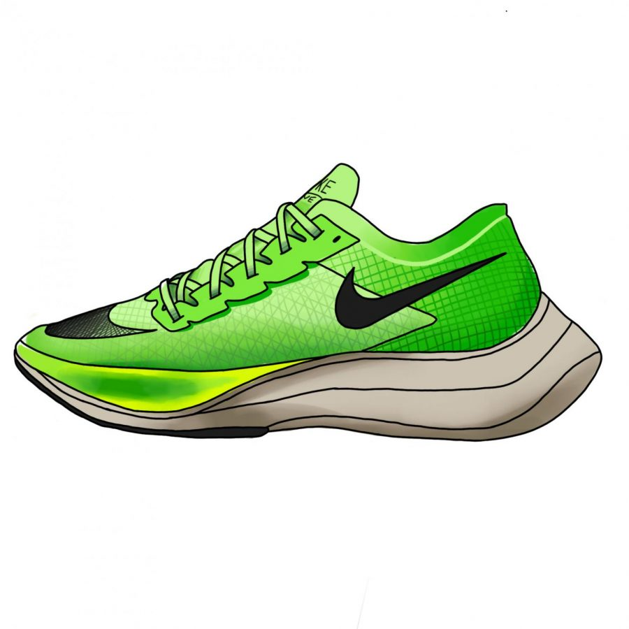 The+Nike+Vaporfly%27s+traits+include+a+33+mm+midsole+and+a+carbon+fiber+plate%2C+both+of+which+correspond+with+a+regulation+of+World+Athletics.