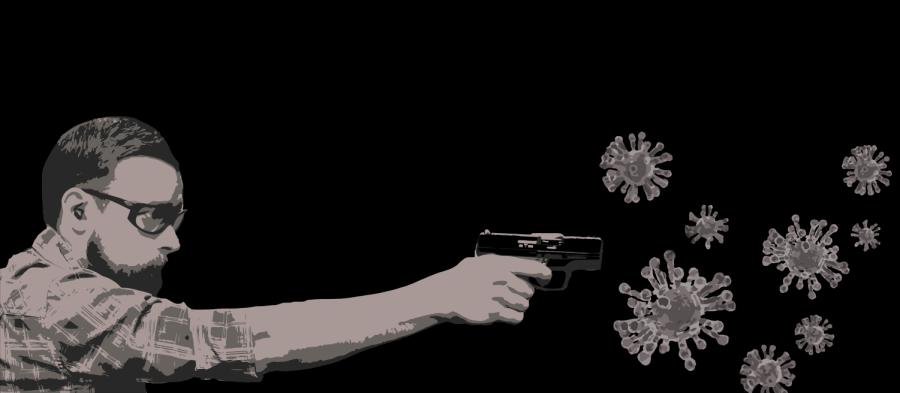 U.S. Gun sales spike amid pandemic