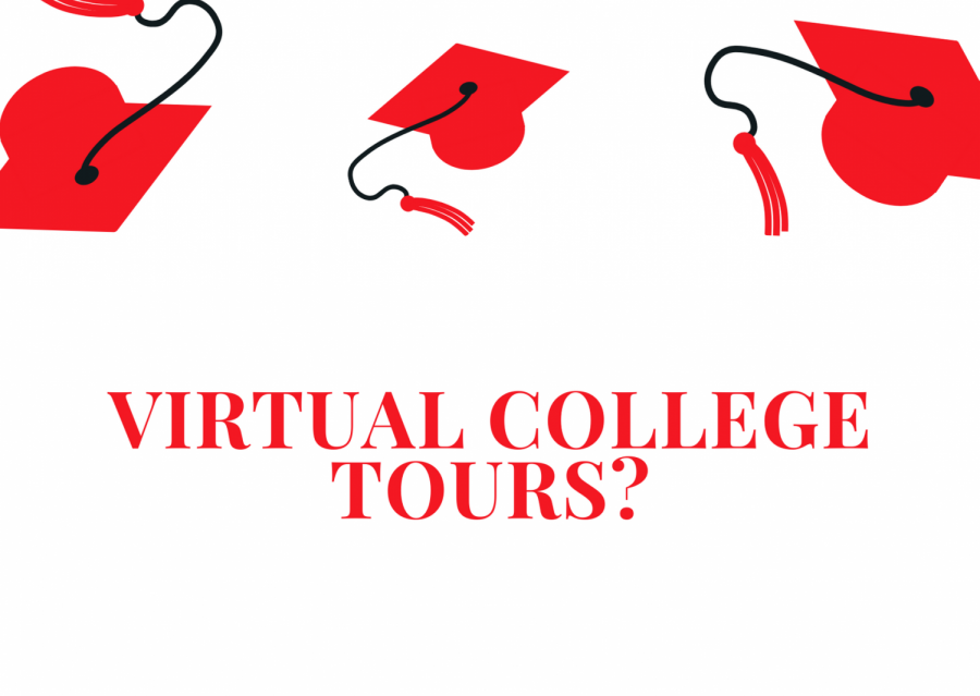 A virtual reality: Juniors tour their future schools online