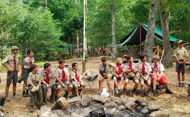 Boy Scouts: core values, life lessons and bankruptcy