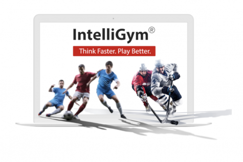 Using what looks just like games at first glance, IntelliGym uses technology to help improve the performance of thousands of athletes.