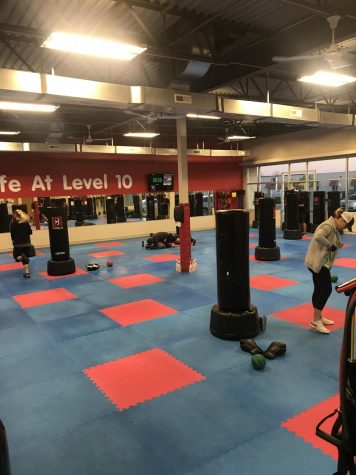 Due to the new rules and regulations, class sizes at Farrell's have been shortened. Following the new guidelines are important to franchise owner Mr. Jeremy Eppenbaugh, both for members and instructors.